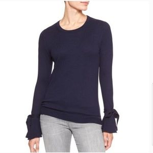 Banana Republic Factory Navy Blue Sweater